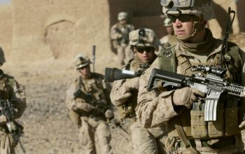 American Troops Based in Syria Fled to Iraq