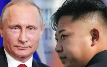 North Korean Leader Heads to Russia