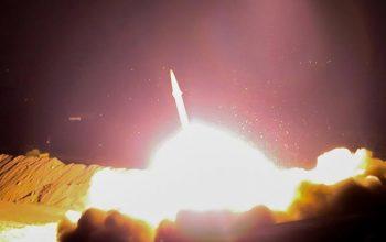 Yemen missile strikes Saudi power station