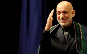Karzai's opposition to airstrikes on Taliban positions!