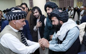 Abdullah's reaction to release of Taliban prisoners