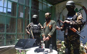 Taliban Media Operator Arrested in Ghazni
