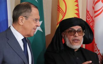 Russia Welcomes US-Taliban Peace Talks