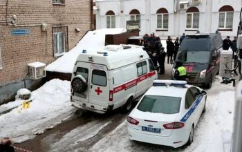 Boiling Water Kills 5, Wounds 6 after PIpe Bursts at Russian Hotel