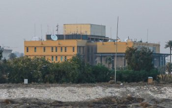 New Rocket Attack Strikes near US Embassy in Baghdad