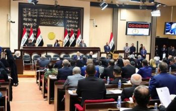 New Iraqi Prime Minister Receives Parliament's Vote of Confidence