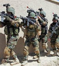 په ارزګان کې افغان سرتیرو پرمختګ کړی