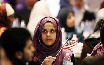 په امریکا کې د مسلمانانو د پام وړ زیاتوالی