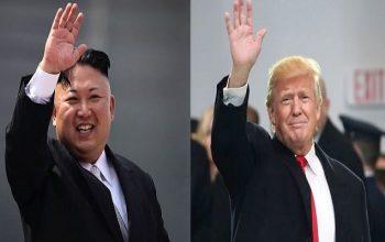 ټرامپ د شمالي کوریا د مشر پروړاندې په شاه تګ وکړ