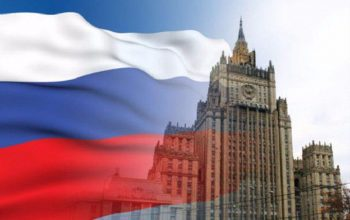 مسکو : د ایران په داخلي چارو کې لاس وهنه د نه منلو وړ وګڼله