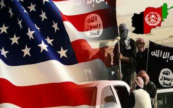 په عراق کې د داعش له ماتې وروسته امریکیان خپلې جنګي اسلحې افغانستان ته انتقالوي