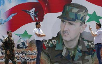 بشارالاسد: په سوریه کې دریمه نړیواله جګړه جریان لري