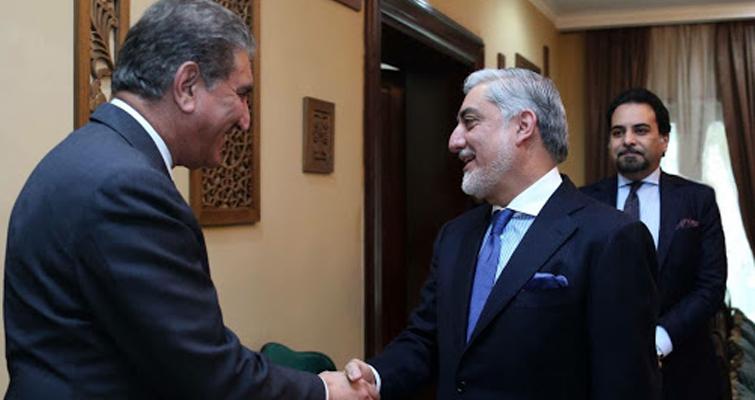 دکتور عبدالله، رئیس شورای عالی مصالحه به پاکستان دعوت شد