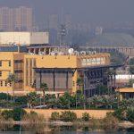 په بغداد کې د امریکا سفارت د برید هدف وګرځید