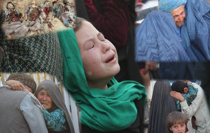 Взлеты и посадки подозрительных вертолетов на севере Афганистана и трагедия в Мирза Оланг