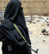 В Ираке были арестованы 1400 иностранных женщин членов Даиш