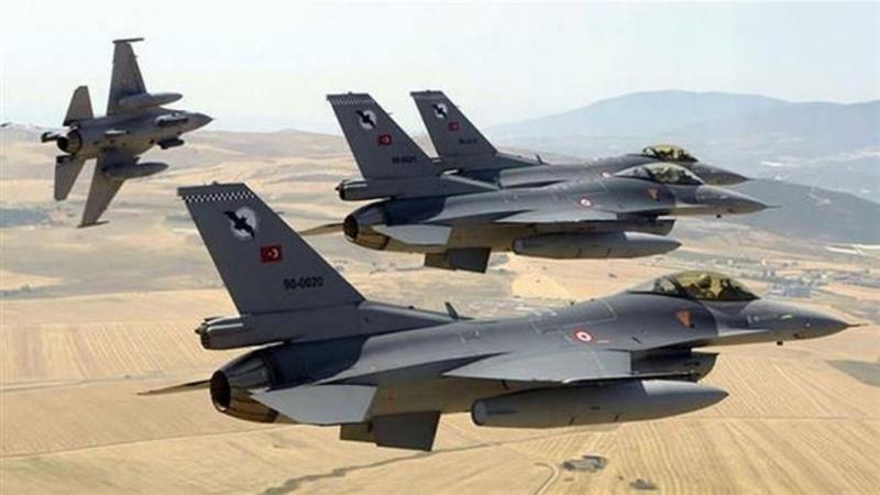 По позициям курдов на севере Ирака Турция нанесла удары