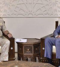 С президентом Сирии встретился министр обороны РФ