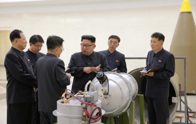 Какова была сила водородной бомбы Северной Кореи?