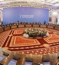 Шестой раунд переговоров по сирийскому урегулированию начался в Астане