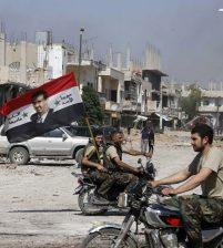 Стратегически важные высоты в Дейр эз-Зоре сирийская армия взяла под контроль