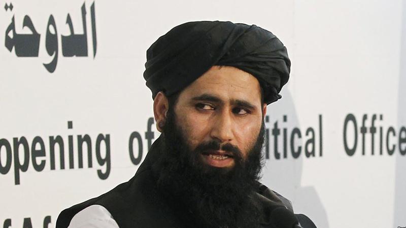 Талибы утверждают, что сбили американский военный самолет
