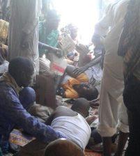 При нападении неизвестных на лагерь беженцев в Нигерии погибли более 30 человек