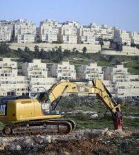 Строительство сионистским режимом в оккупированном Кудсе1600 новых жилых домов