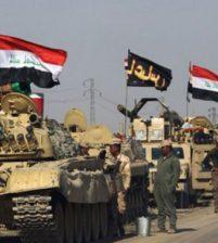 Военной базой К-1 под Керкуком овладели правительственные силы Ирака