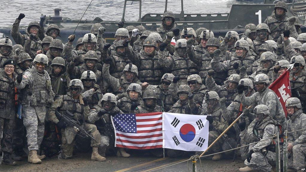 Старт учений США и Южной Кореи в КНДР прокомментировали