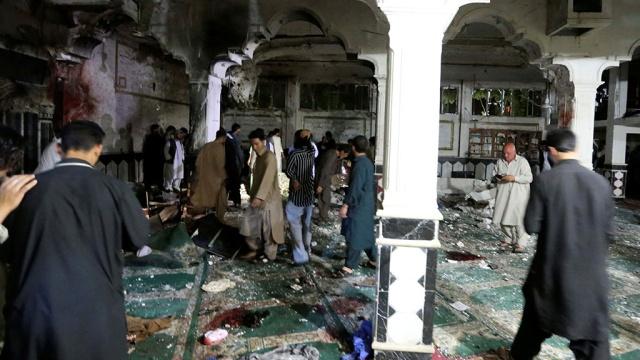 В Афганистане число погибших при двух взрывах возросло до 59