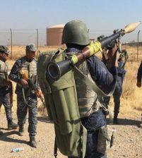 Об установлении контроля над аэропортом в Киркуке, сообщилииракские военные
