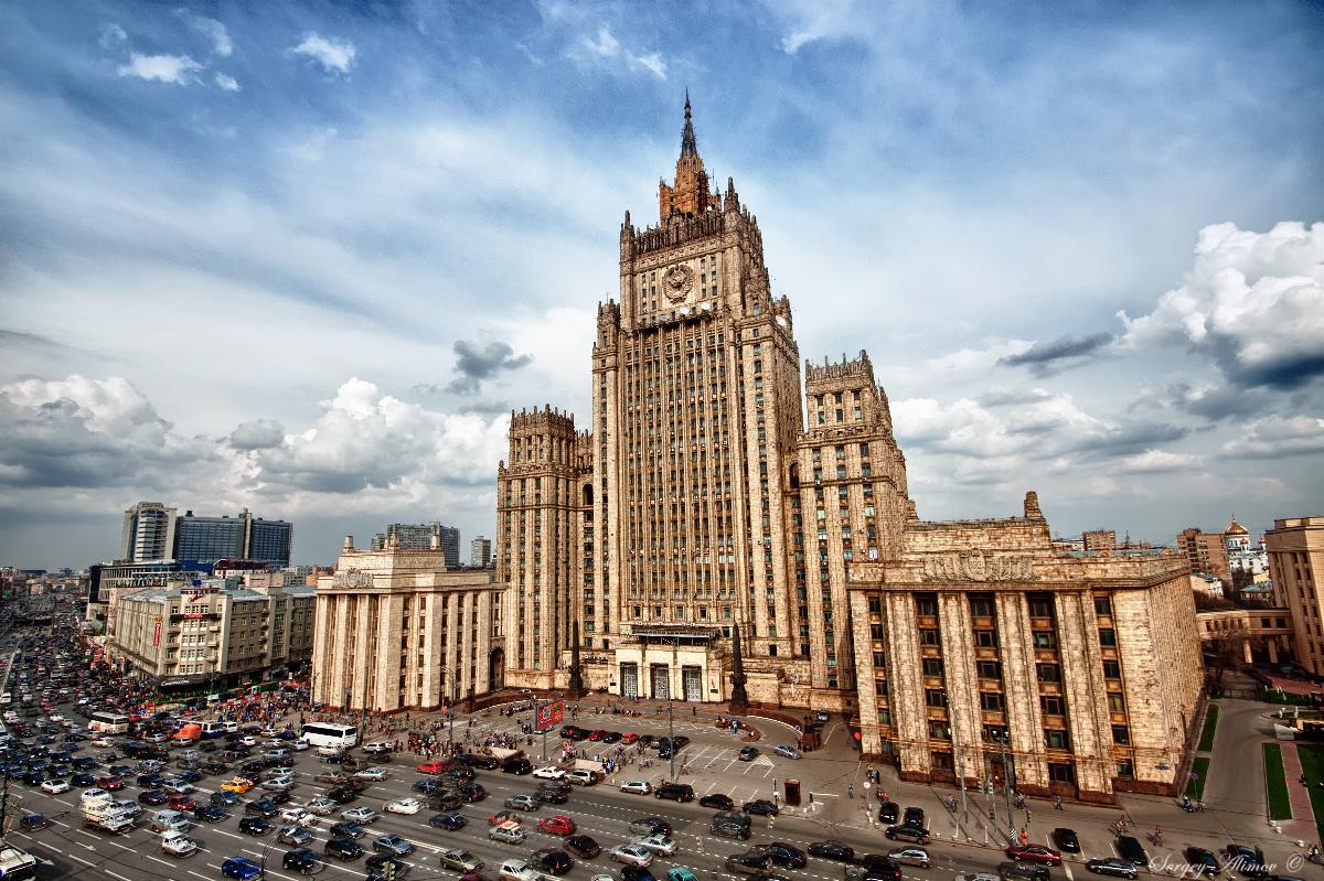 МИД России: разъяснения действий США в Сирии ожидает Москва от Вашингтона