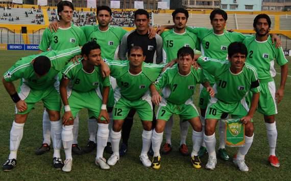 ФИФА отстранила от участия в международных турнирах сборные Пакистана по футболу