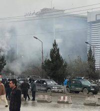 Произошел взрыв в Кабуле