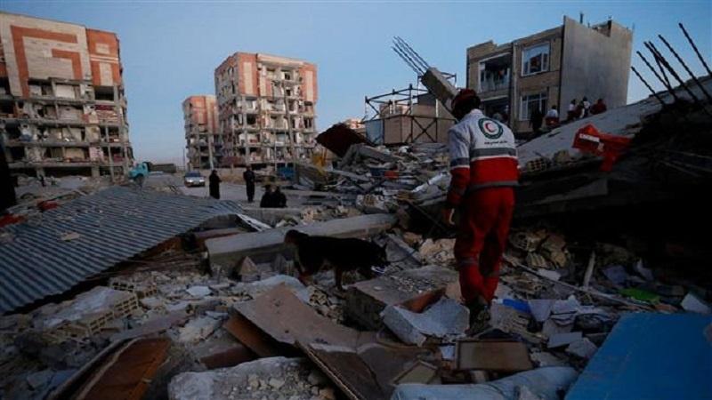 Число жертв землетрясения на ирано-иракской границе увеличилось до 348