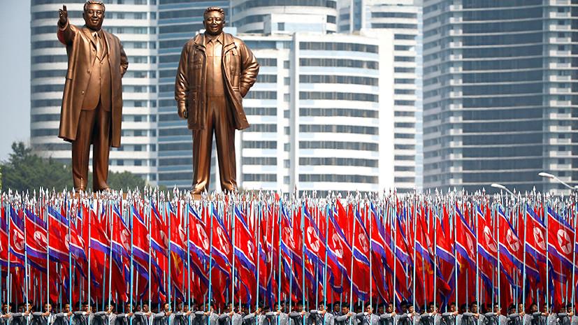 Возможность применения кибероружия против КНДР рассматривают в США