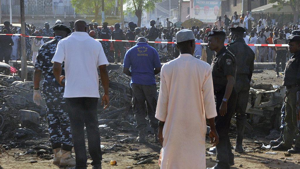 В Нигерии при взрыва в мечети погибли 50 человек