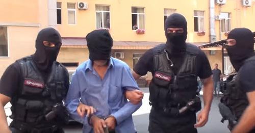 В Чечне был задержан подозреваемый в финансировании боевиков в Сирии