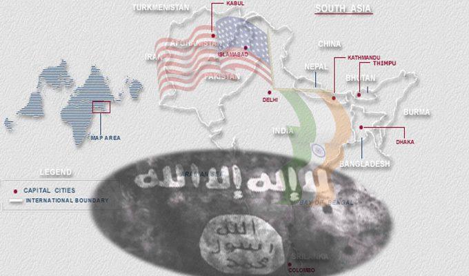 Новая игра в Афганистане, индийско-американское сотрудничество в Южной Азии