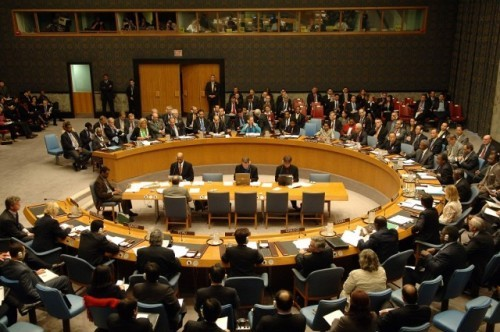 В связи с заявлением Трампа по Иерусалиму 8 декабря CБ ООН проведёт заседание
