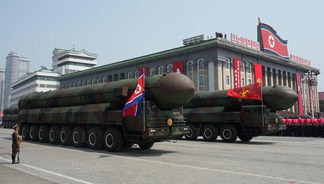 Ракеты КНДР не представляют угрозы для США, заявил лава Пентагона