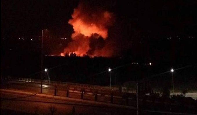 Авиаудар по объектам в секторе Газа вновь нанесли израильские военные