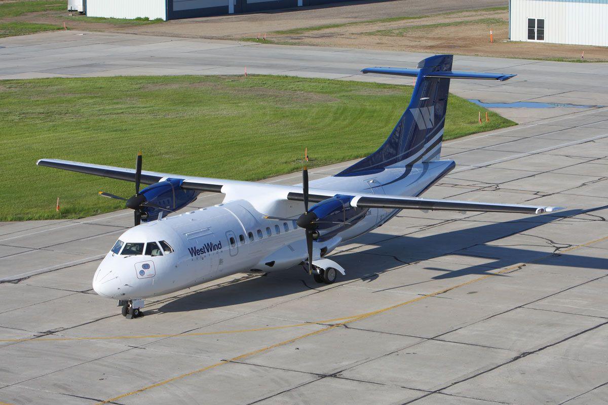 В Канаде пассажирский самолёт потерпел крушение