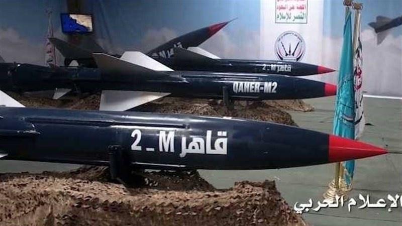 Запуск ракет «Гахер-2» по позициям саудовских наемников