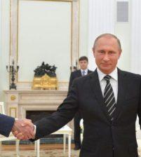 Путин: российские военные с победой возвращаются из Сирии