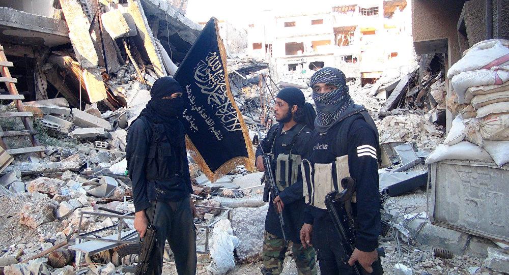 Лагерь беженцев в Сирии США используют для подготовки боевиков