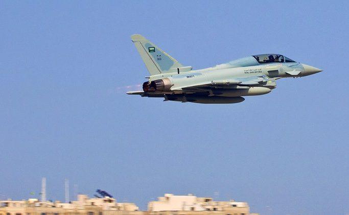 При авиаударах Саудовской Аравии в Йемен 53 гражданских лица погибли