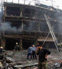 Произошли взрывы в Багдаде