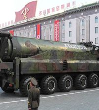 Ядерную угрозу КНДР, Джонсон назвал крупнейшей с момента начала атомного века